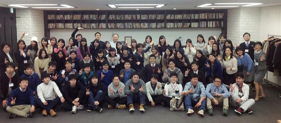 【東京・2/21 (土)】 コミュニケーション能力2級講座_集合写真