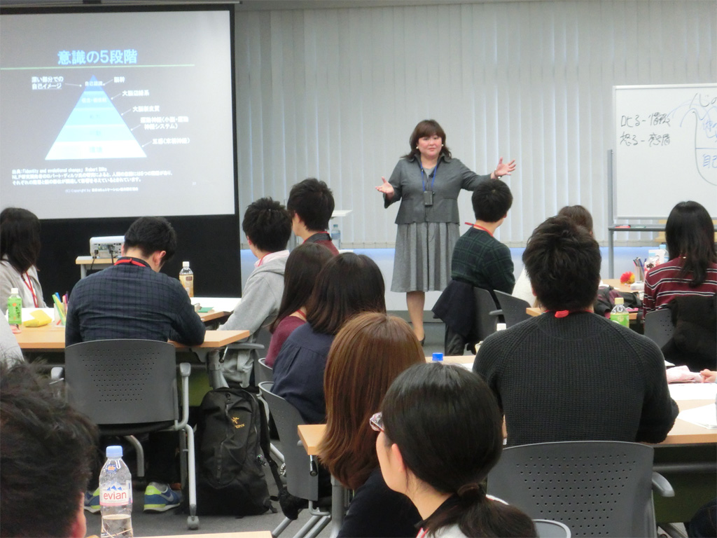 【東京・3/4 (水)】 コミュニケーション能力2級講座_講座風景