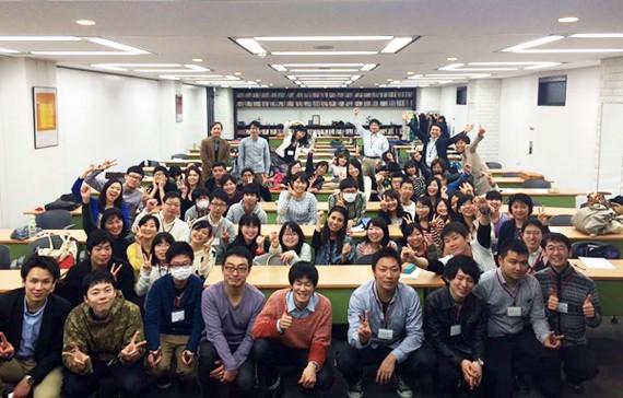【東京・3/22 (日)】 コミュニケーション能力2級講座_集合写真